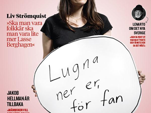 Liv Strömqvist for Faktum