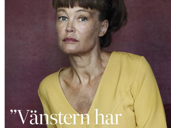 Nina Björk for SvD